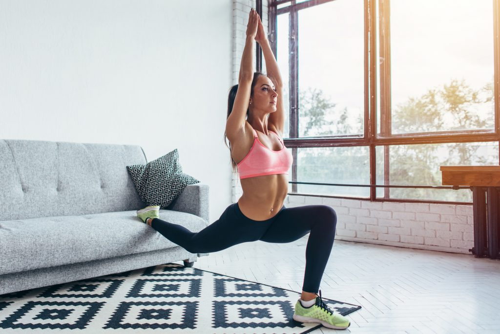 Easy Exercises To Unlock Tight Hip Flexors