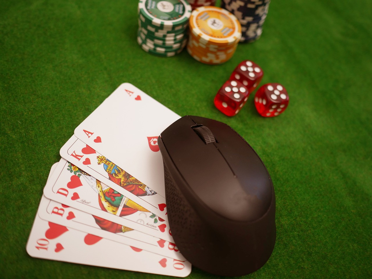 Online Betting Is Becoming Popular - Betting