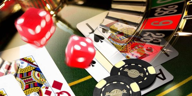 The Degrees Of Assuming In Casino Poker