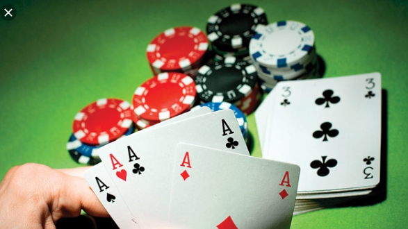No Matter They Instructed You About Online Gambling