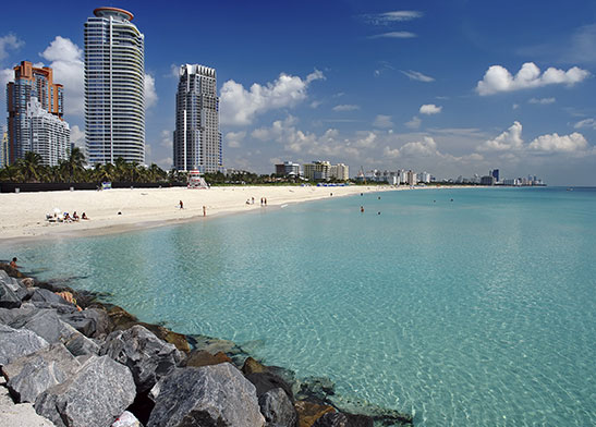Magic City With Furnished Apartments Miami
