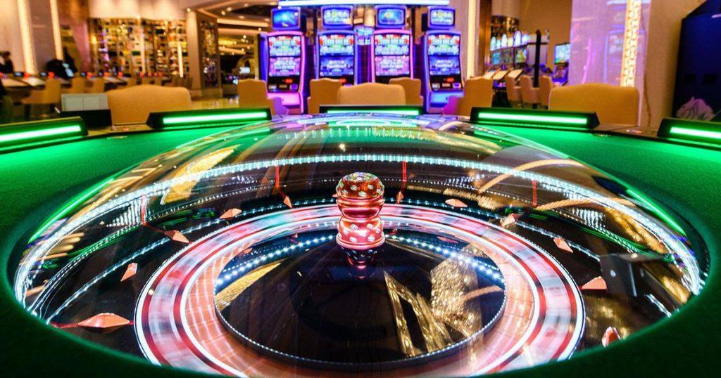How to deposit money in casino account?