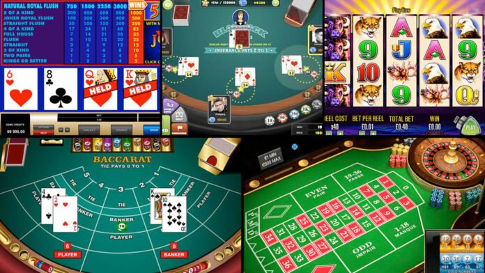 The Casino Entice