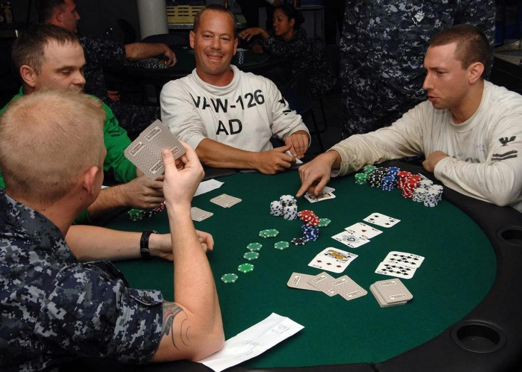 Gambling For Dollars